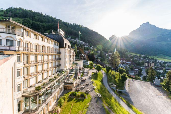 Hôtel Terrace -  été petit-déj. & remontées mécaniques Titlis incluses), Engelberg-Titlis