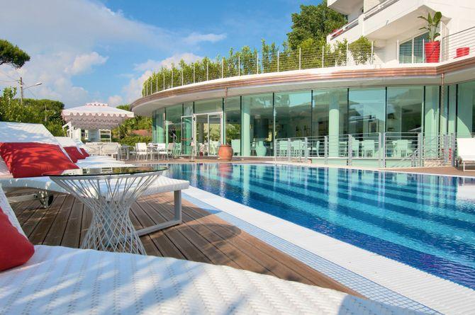 Mondial Resort & Spa, Riviera della Versilia