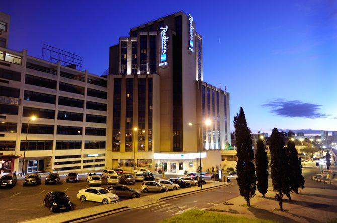 Radisson Blu, Lisbonne