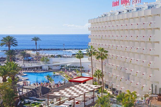 Hotel Troya, Teneriffa