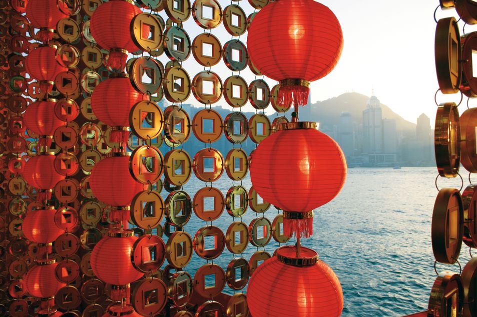 Décoration pour le Nouvel An chinois