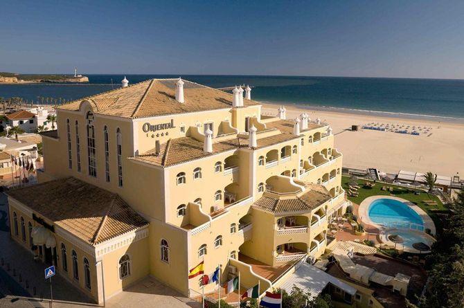 Hôtel Oriental, Algarve / Faro
