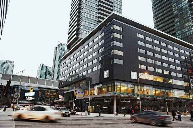 Le Germain Maple Leaf Square, Toronto