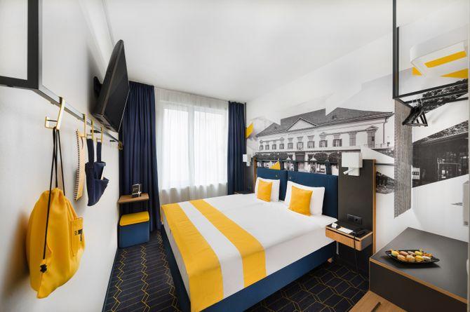 D8 Hotel, Budapest