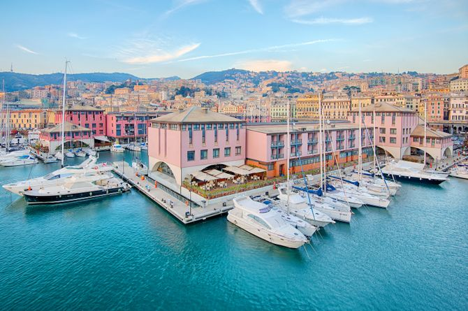 NH Collection Genova Marina, Provinz Genua