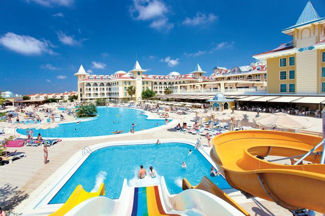 Side Star Resort, Antalya & ses environs