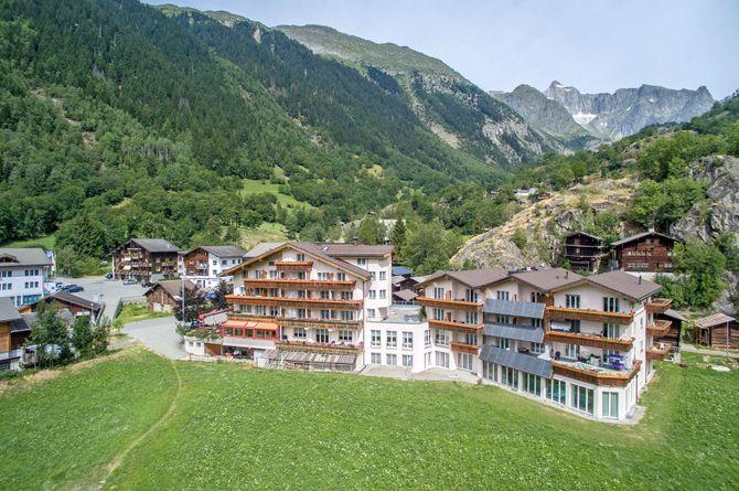 Wellnesshotel Alpenblick, Haut-Valais
