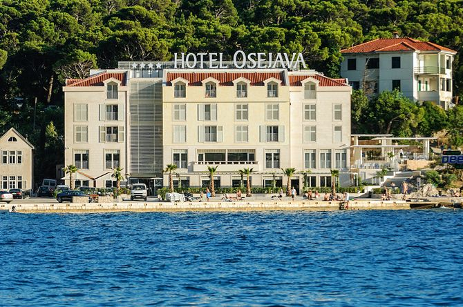 Hôtel Osejava, Dalmatie du Nord et centrale
