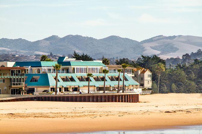 SeaVenture Beach Hotel, San Luis Obispo
