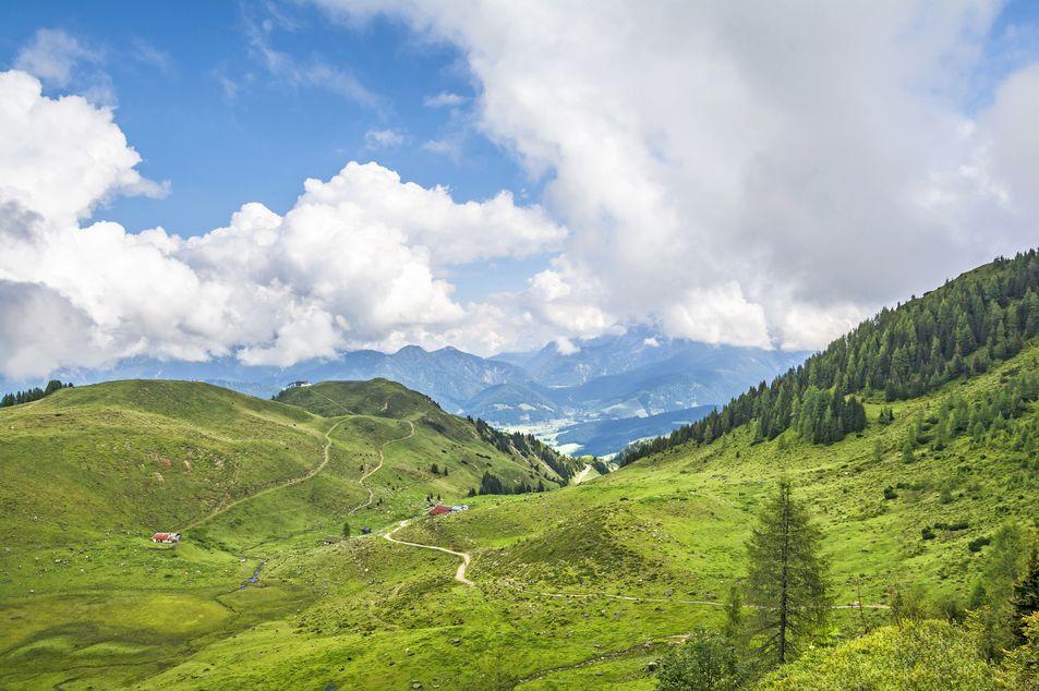 Sentiers pédestres à Kitzbühel