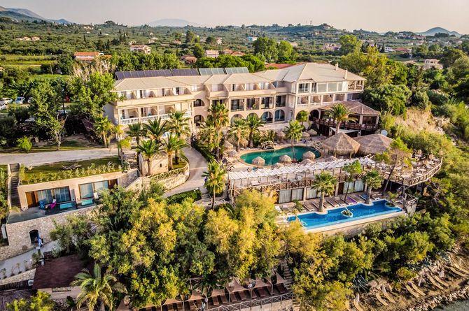 Gloria Maris Hotel, Zakynthos