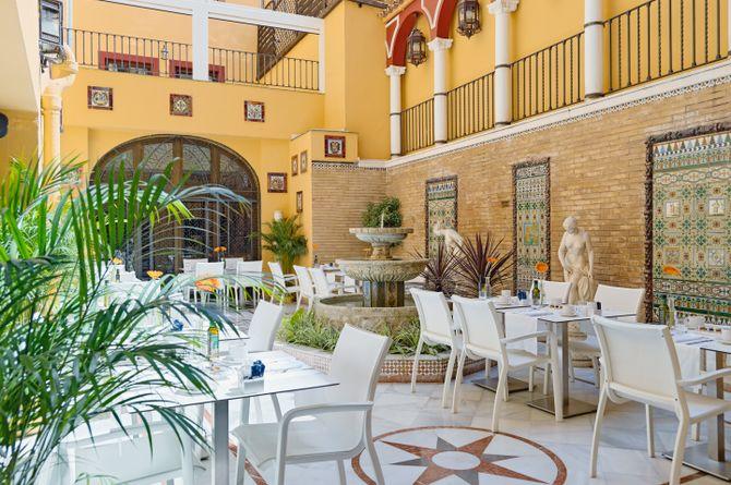 H10 Corregidor Boutique Hotel, Andalusien