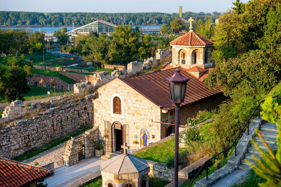 Kirche der Heiligen Petka