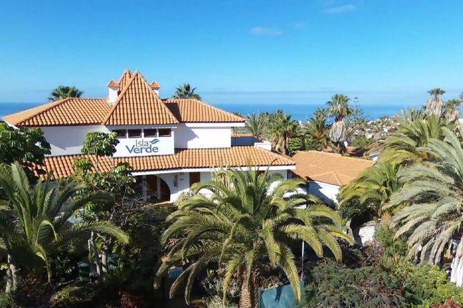 Appartements Isla Verde, Tenerife