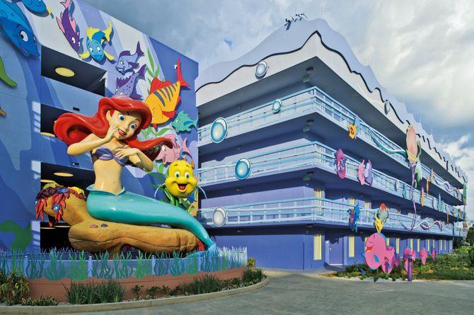 Disney's Art of Animation Resort, Orlando & ses environs