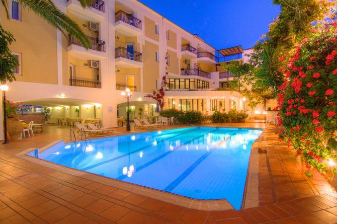 Hotel Fortezza, Kreta