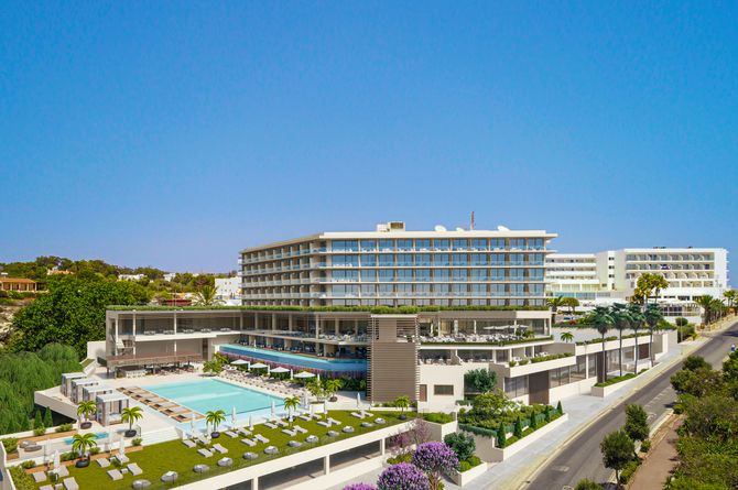 Hôtel Amarande, Chypre