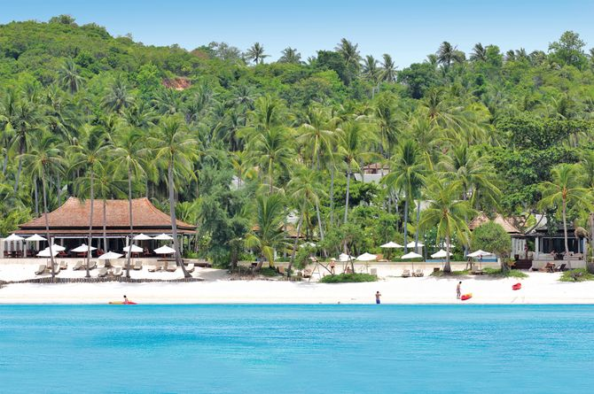 Melati Beach Resort & Spa, Koh Samui