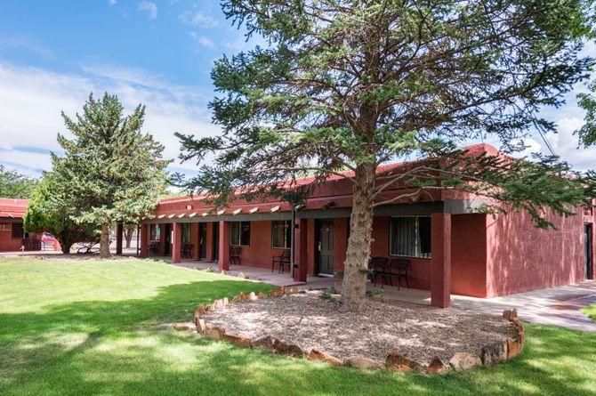 Thunderbird Lodge, Parcs nationaux (USA)
