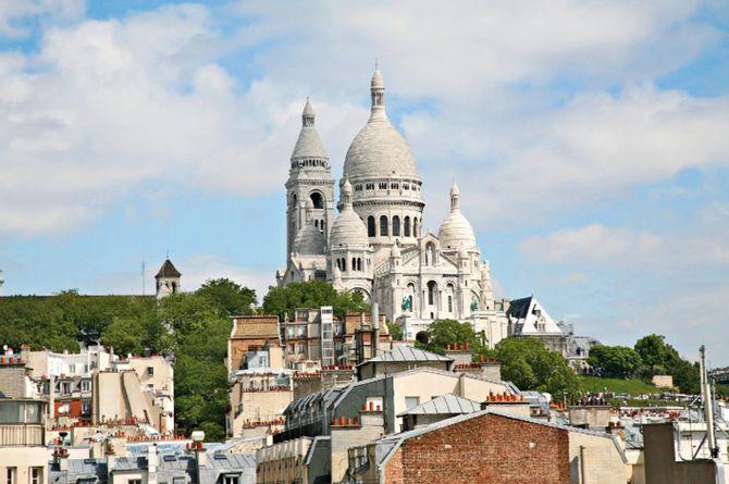 Carlton's Montmartre, Paris
