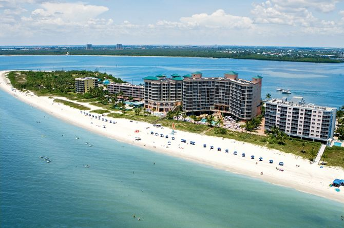 Pink Shell Beach Resort & Marina, Fort Myers & Sanibel Island