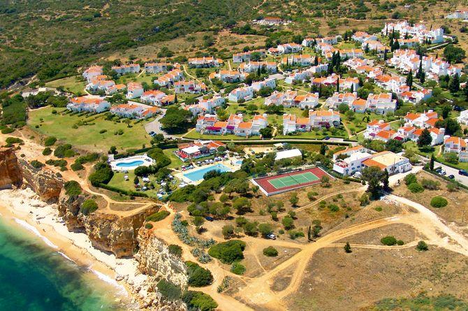 Vila Senhora da Rocha, Algarve / Faro