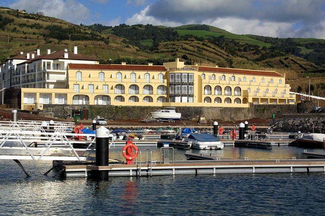 Vinha D'Areia Beach Hotel (ex. Marina Hotel), Sao Miguel (Azoren)