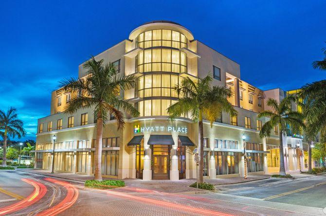 Hyatt Place Delray Beach, Palm Beach (FL)