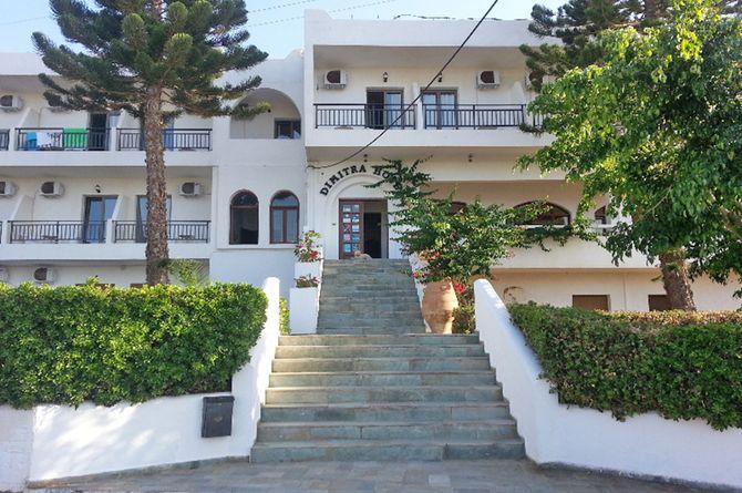 Dimitra Hotel Chers, Crète