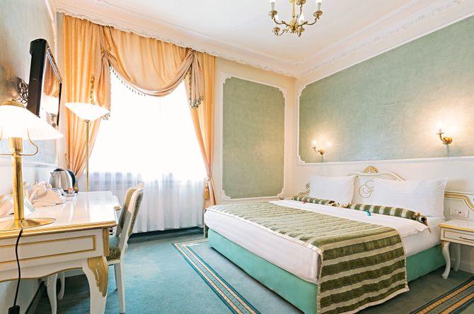Queen's Astoria Design Hôtel, Belgrade