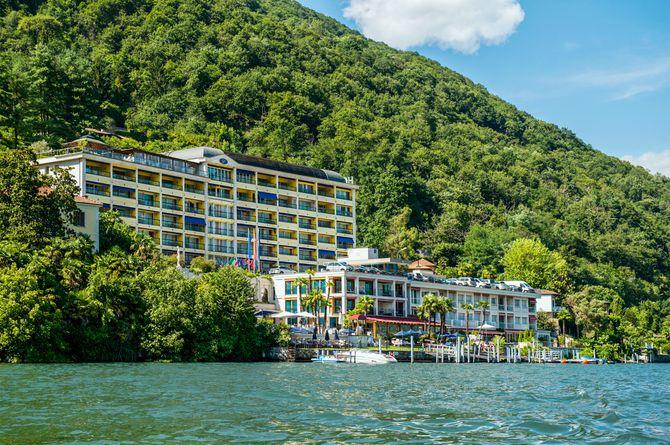 Swiss Diamond Hotel Olivella, Lago di Lugano (Schweizer Seite)