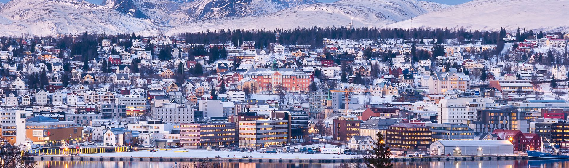 Tromsø & Umgebung