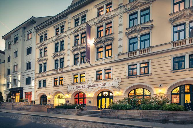 Hotel Josefshof am Rathaus, Wien