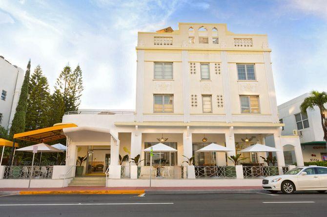 The Stiles Hotel, South Beach, Miami