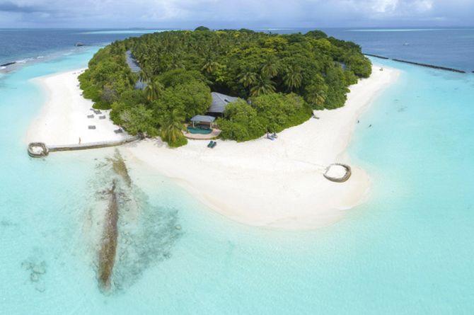 Royal Island Resort & Spa, Malediven