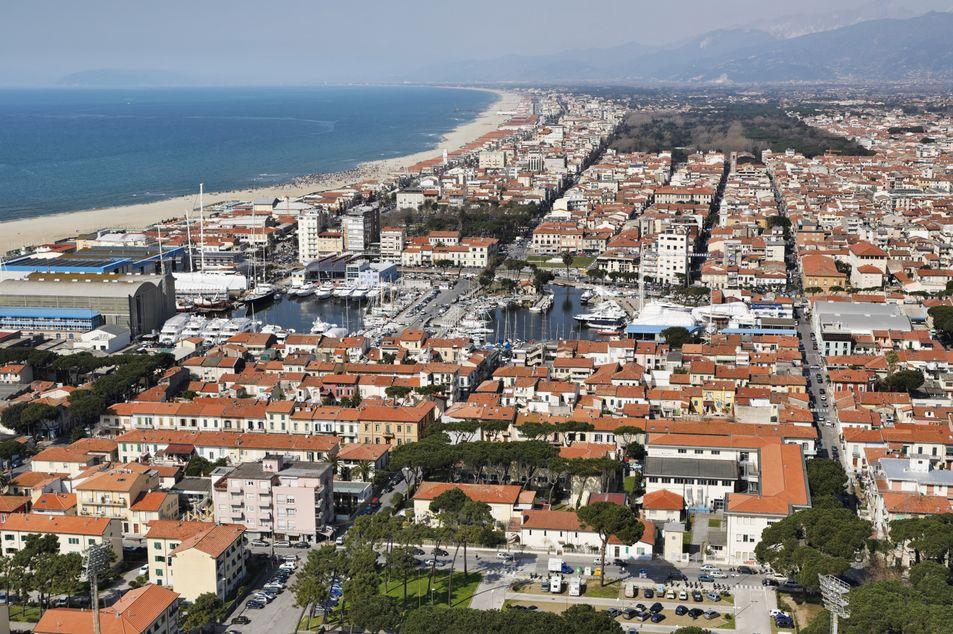 Riviera della Versilia