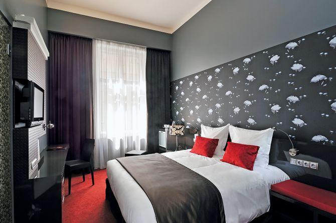 Hotel Nemzeti, Budapest