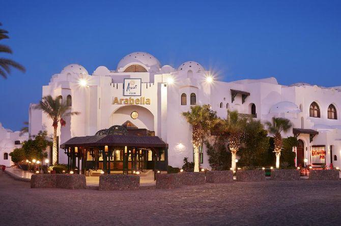 Arabella Azur Resort, Hourghada