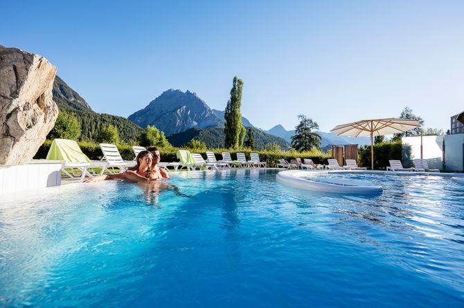 Hotel Belvédère (inkl. Skipass (Wi) / Bergbahnen (So) und Bad Scuol), Unterengadin