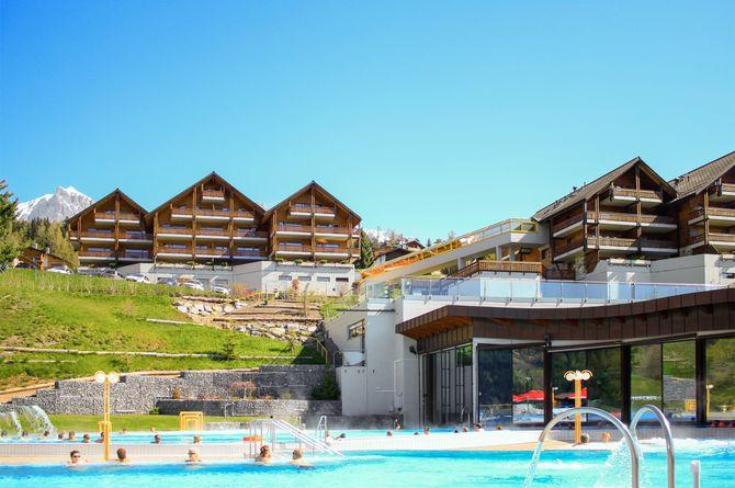 Les Bains d'Ovronnaz, Bas-Valais