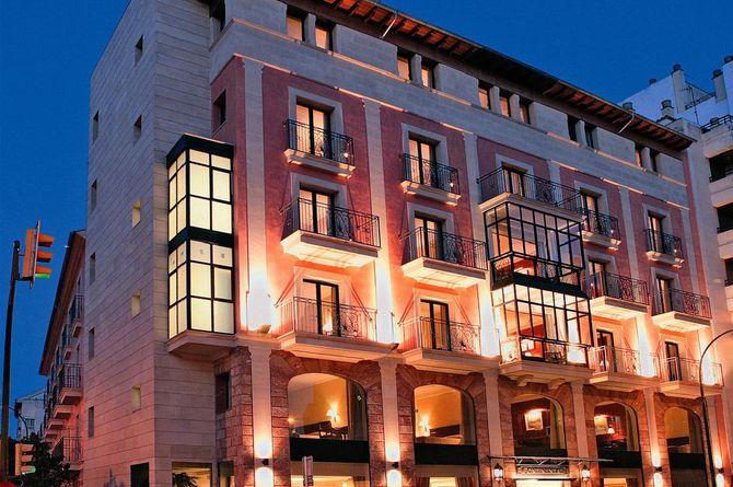 Continental Hotel, Majorque