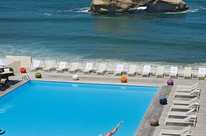 Sofitel Biarritz le Miramar Thalassa Sea & Spa, Bordeaux & ses environs (Côte d'Atlantique)