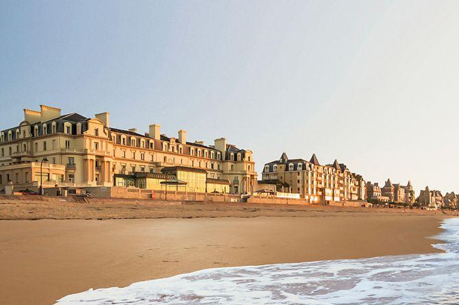Le Grand Hôtel des Thermes, Bretagne
