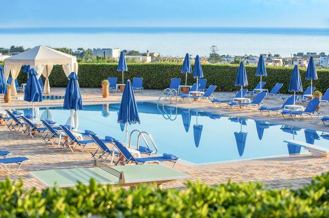 Hôtel Matheo Villas & Suites, Crète