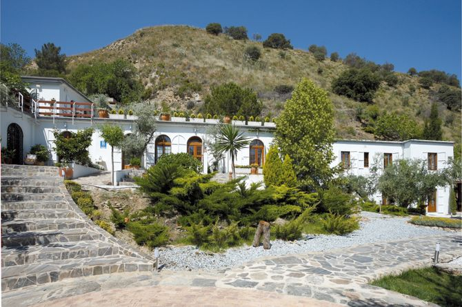 La Almunia del Valle, Andalusien
