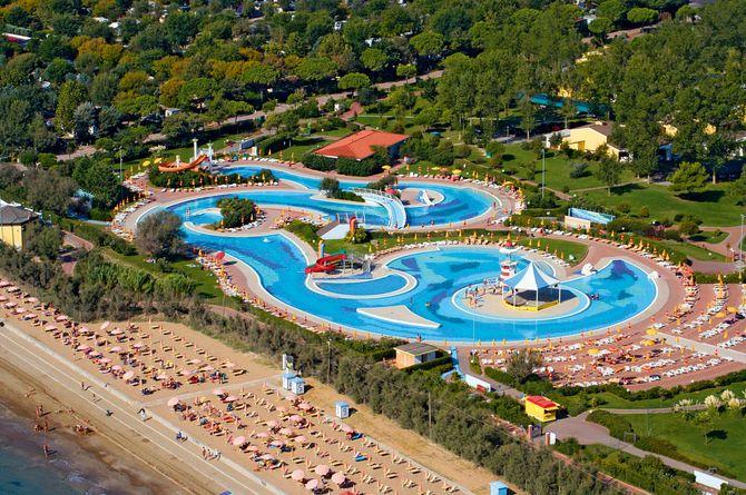 Ferienzentrum Pra' delle Torri, Jesolo & Umgebung