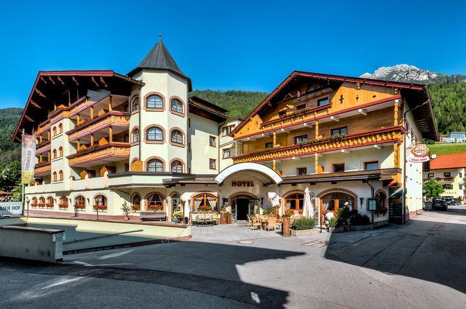 Aktiv- & Wellnesshotel Stubaier Hof - Sommer inkl. Bergbahnen, Tirol