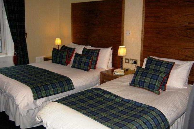 The Argyll Hotel, Glasgow