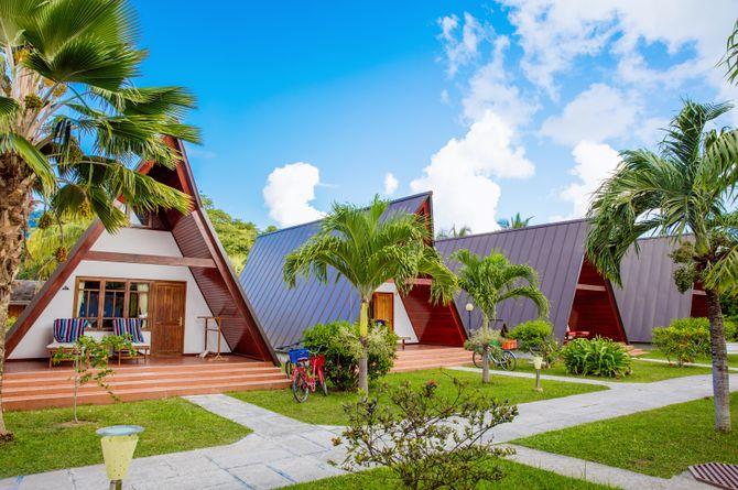 La Digue Island Lodge, Seychelles