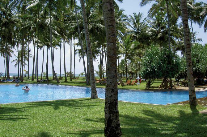 Blue Water, Sri Lanka